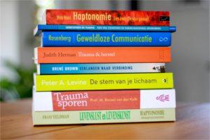 Literatuur haptonomie
